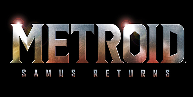 Metroid: Samus Returns Logo