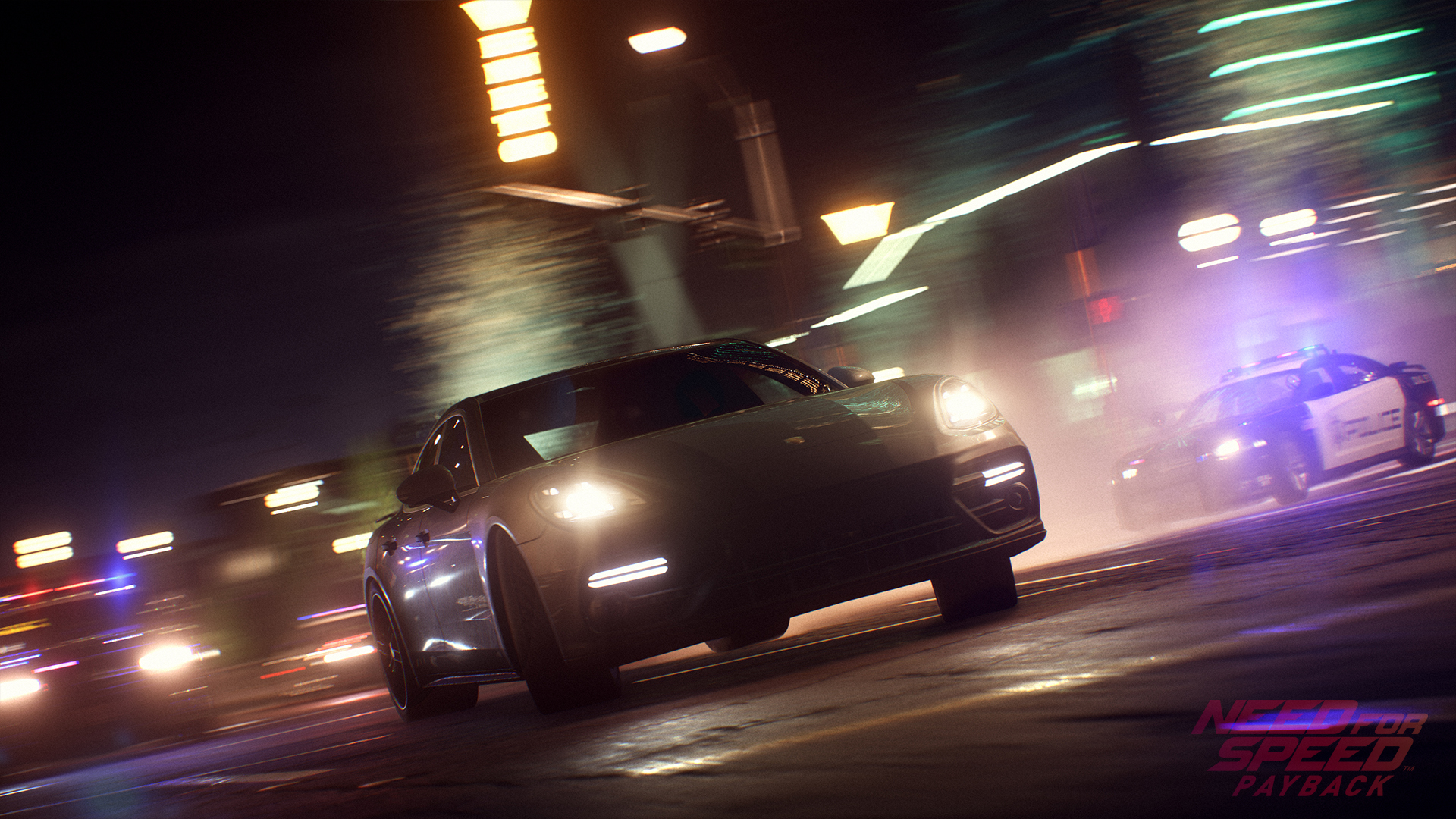 Need for Speed Payback Screen 1
