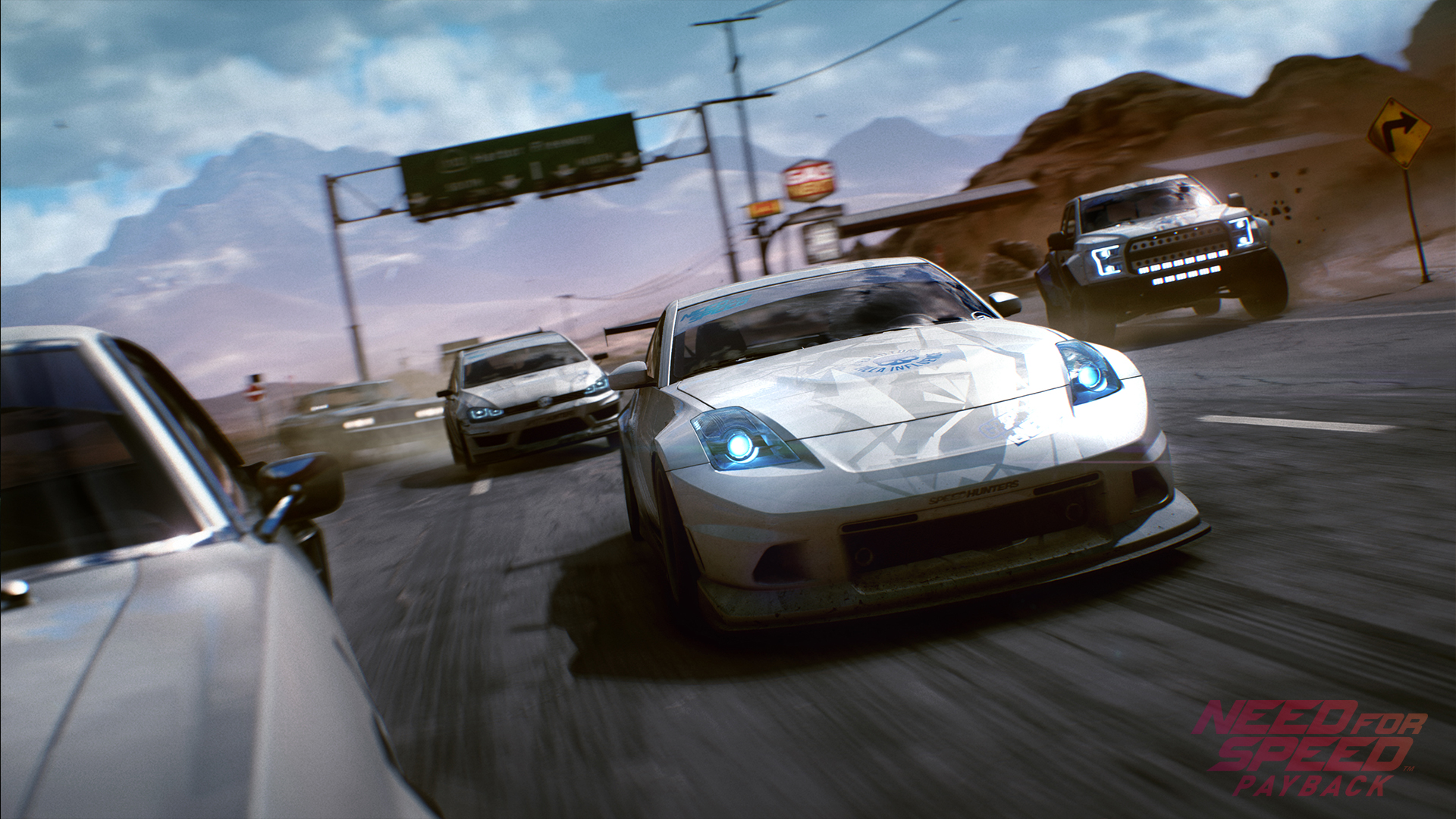 Need for Speed Payback Screen 3