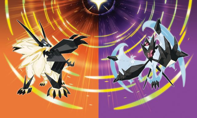 Pokemon Ultra Sun and Ultra Moon Two Mysterious Pokemon
