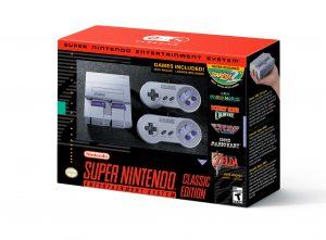 Super NES Classic Edition US 1