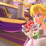 Super Mario Odyssey Screen 3