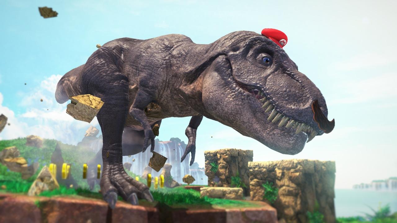 Super Mario Odyssey Screen 4