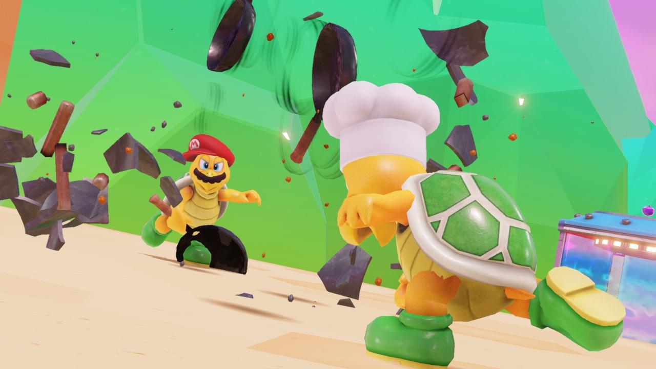 Super Mario Odyssey Screen 12
