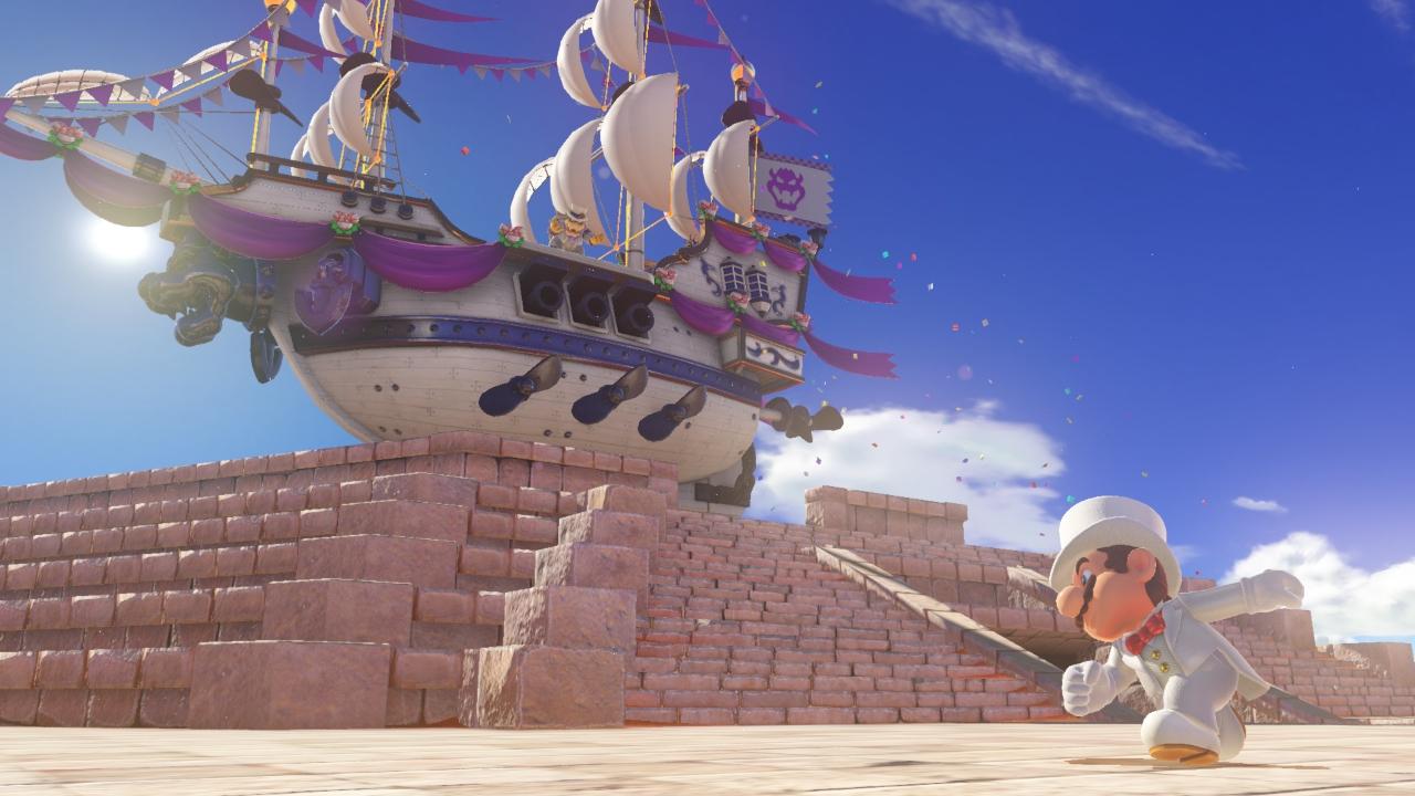 Super Mario Odyssey Screen 13