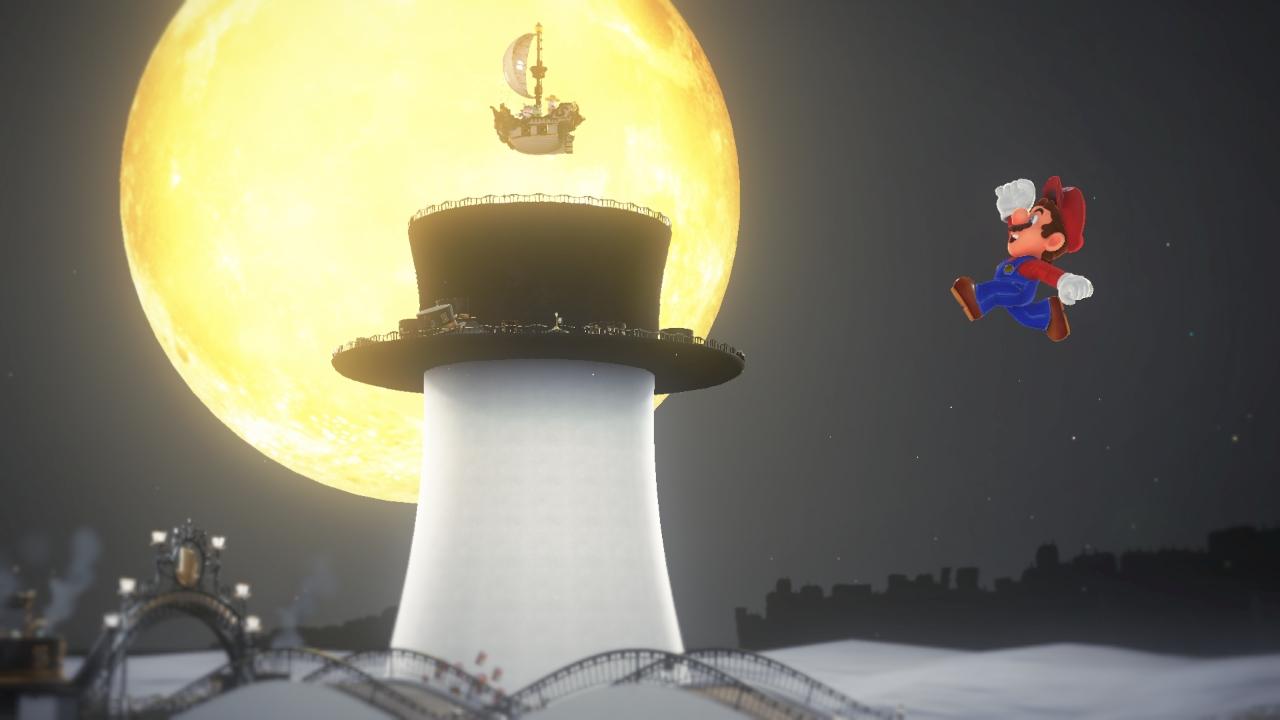 Super Mario Odyssey Screen 16