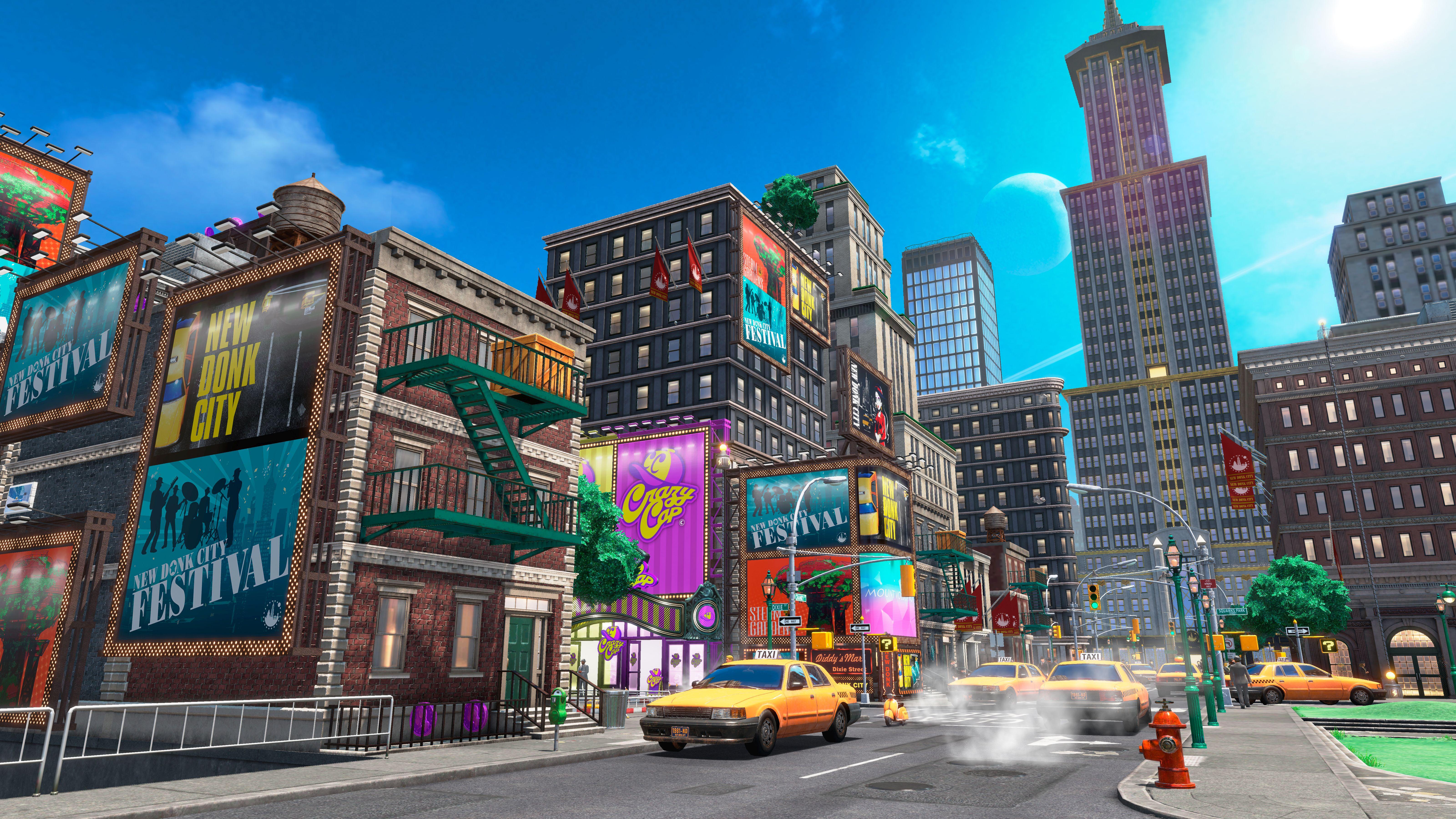 Super Mario Odyssey Screen 19