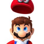 Super Mario Odyssey Screen Render 3
