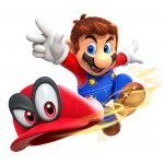 Super Mario Odyssey Screen Render 4