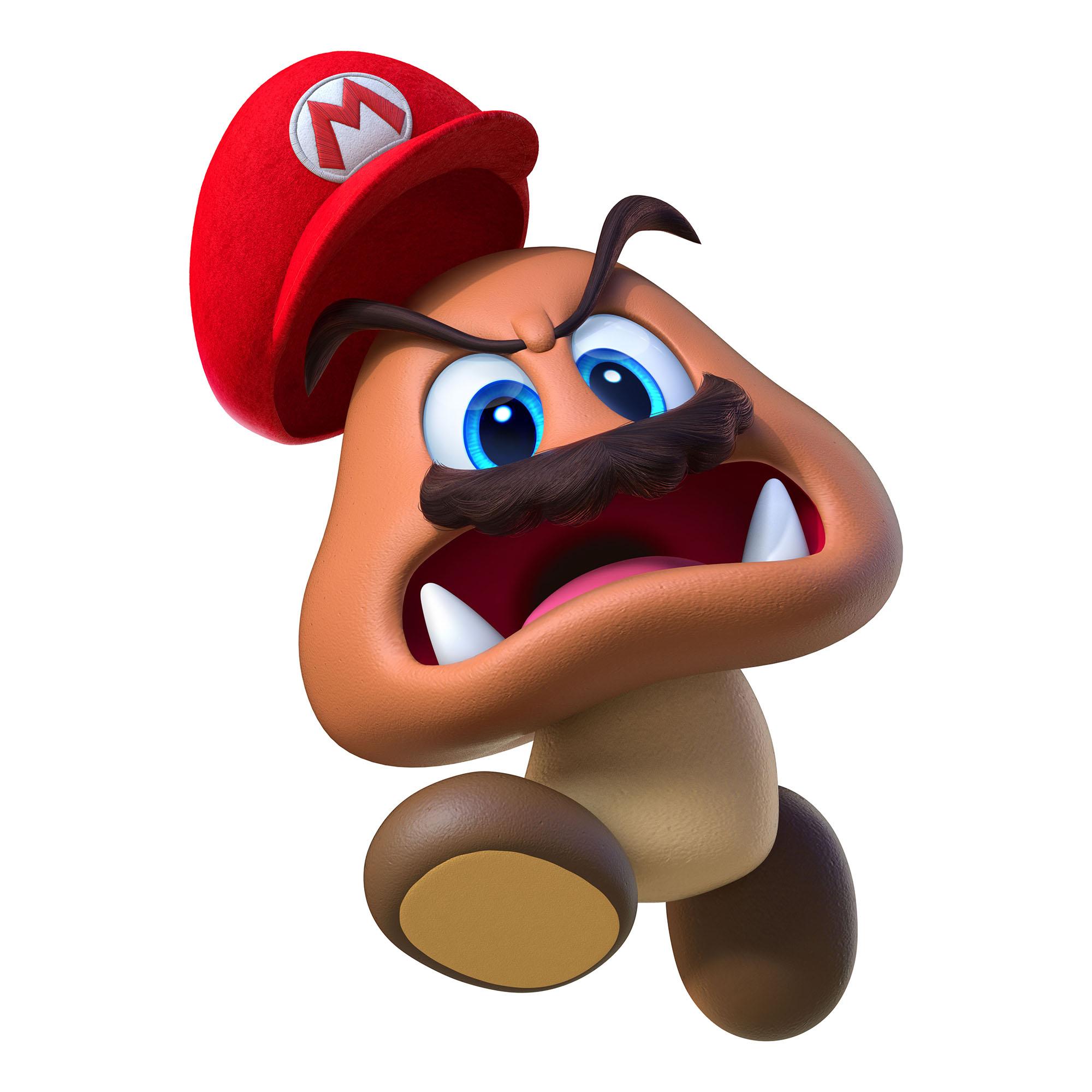 Super Mario Odyssey Screen Render 6