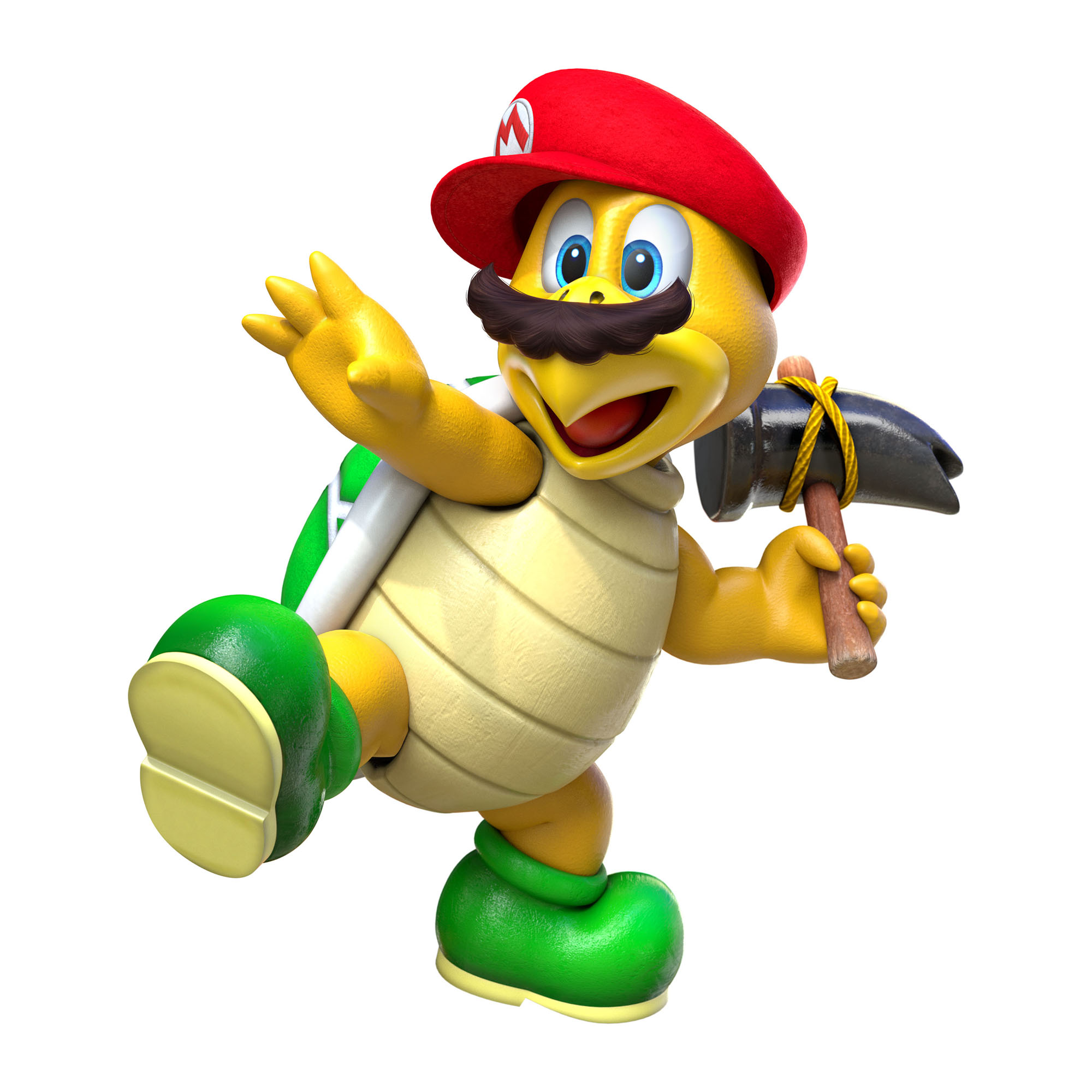 Super Mario Odyssey Screen Render 9