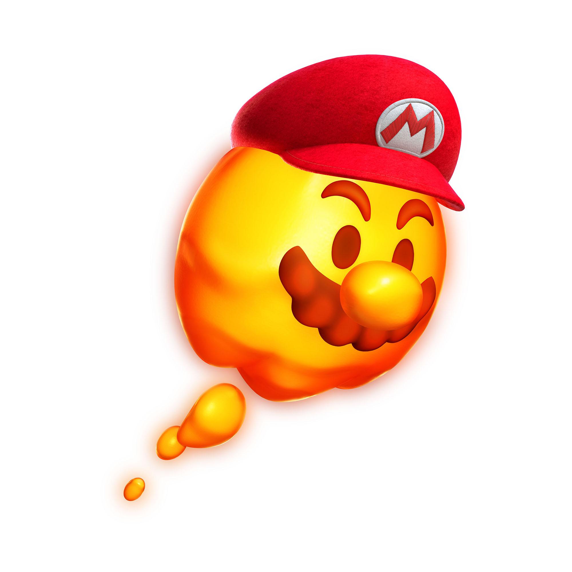 Super Mario Odyssey Screen Render 10