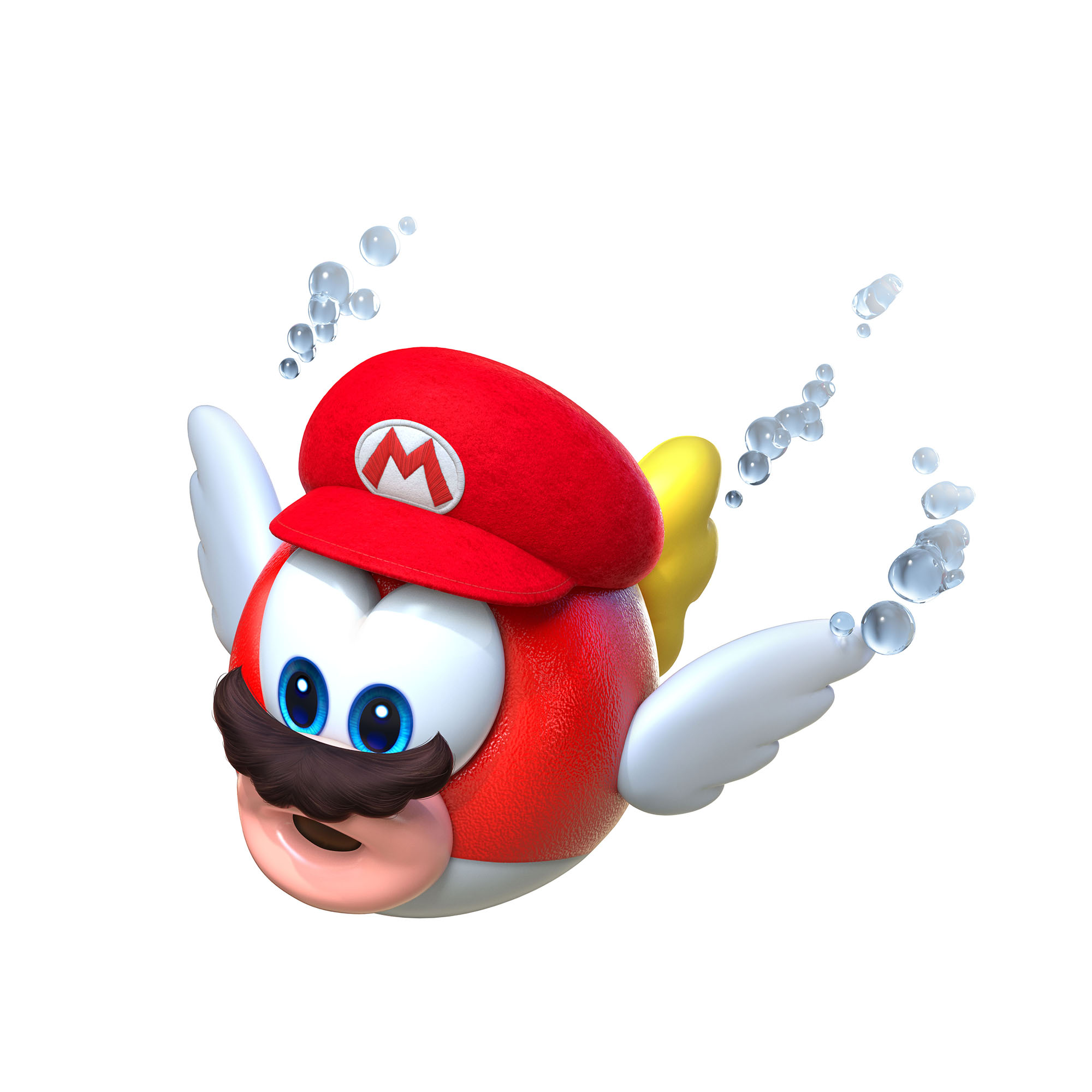 Super Mario Odyssey Screen Render 11