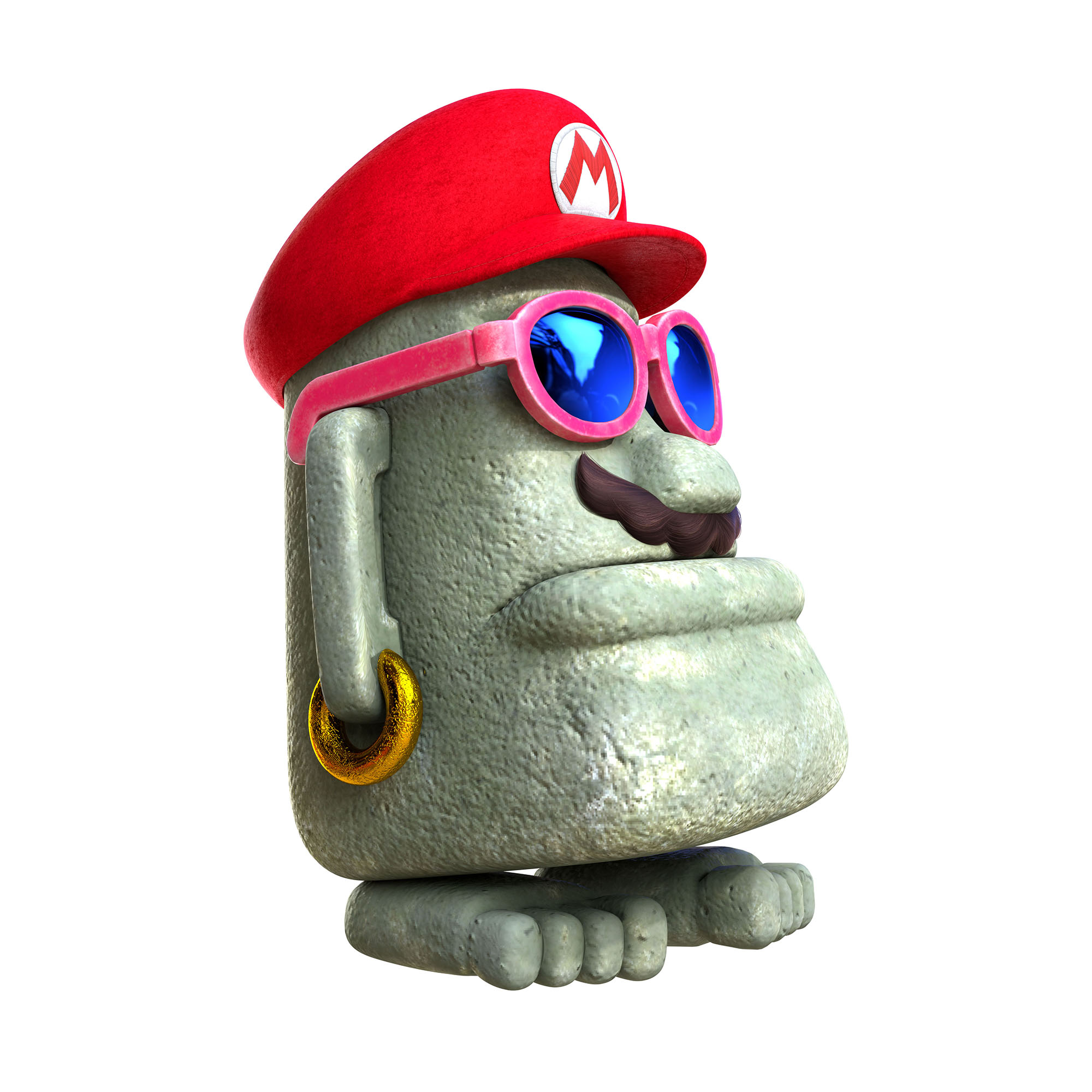 Super Mario Odyssey Screen Render 13