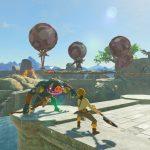 The Legend of Zelda: Breath of the Wild DLC Screen 1