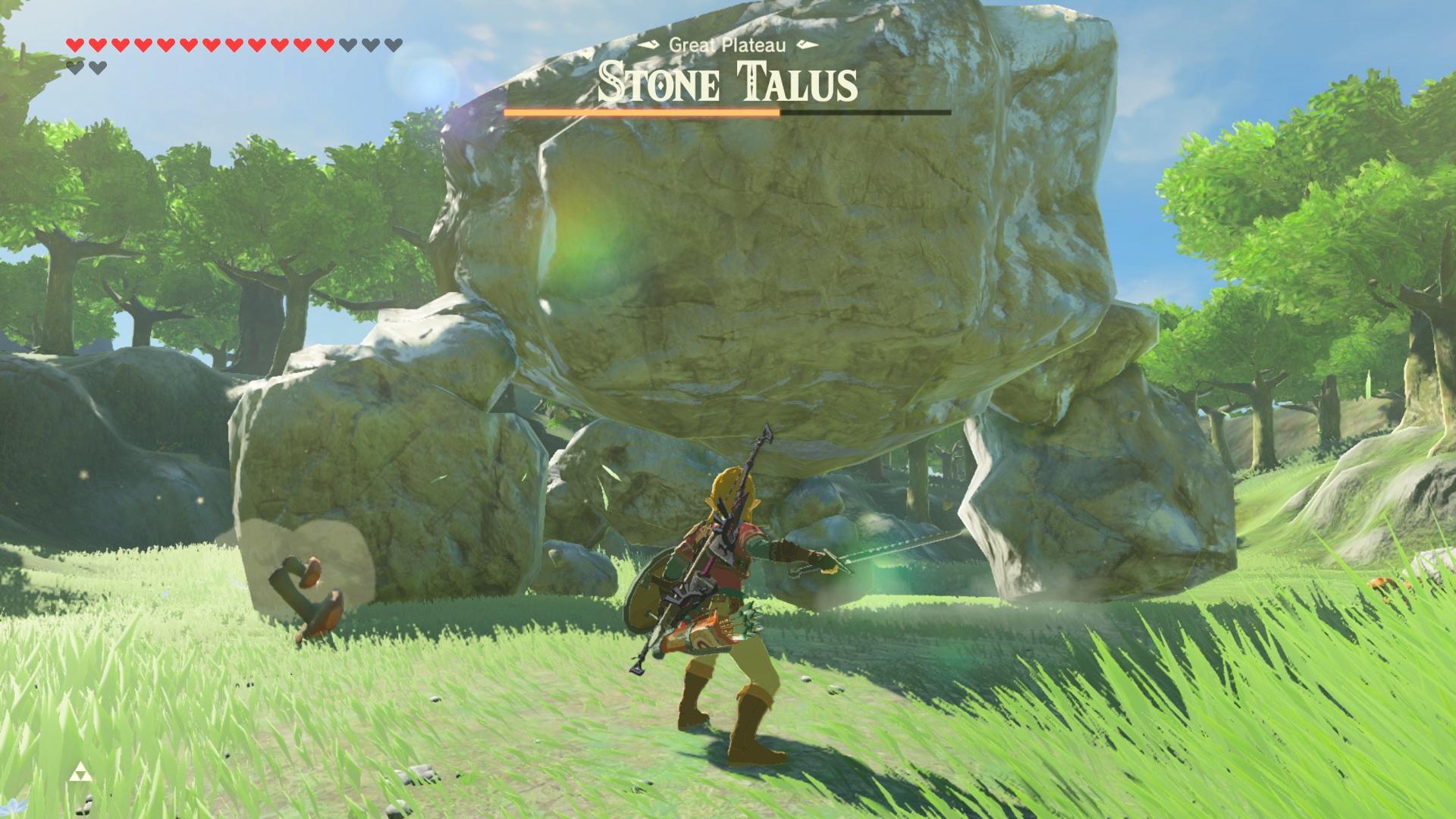 The Legend of Zelda: Breath of the Wild DLC Screen 2