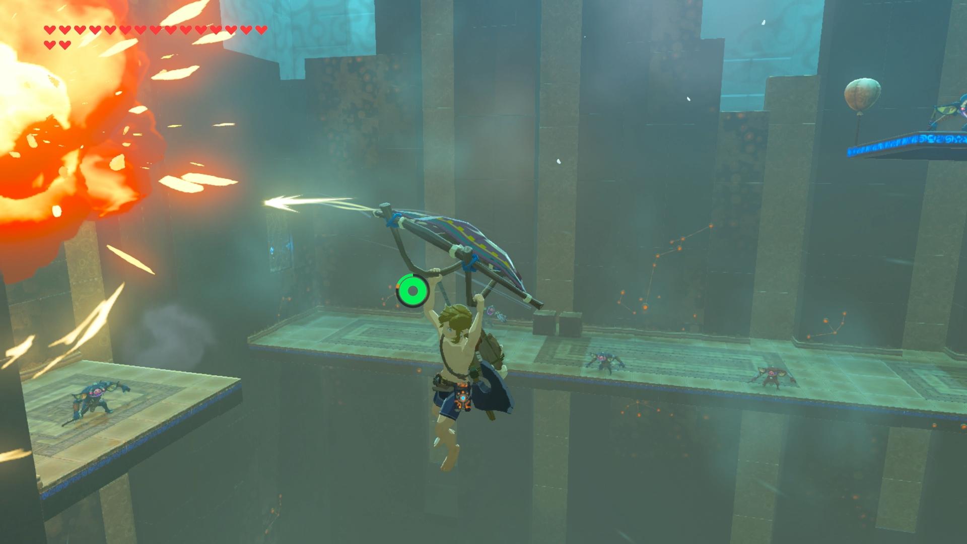 The Legend of Zelda: Breath of the Wild DLC Screen 7