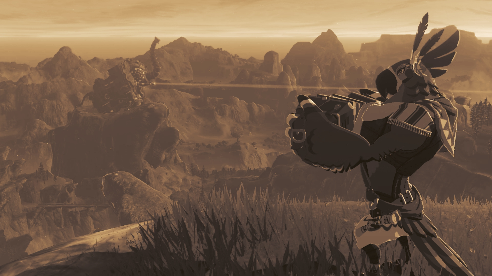 The Legend of Zelda: Breath of the Wild DLC Screen 8