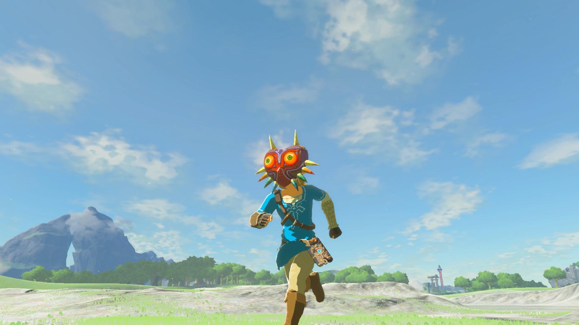 The Legend of Zelda: Breath of the Wild DLC Screen 10