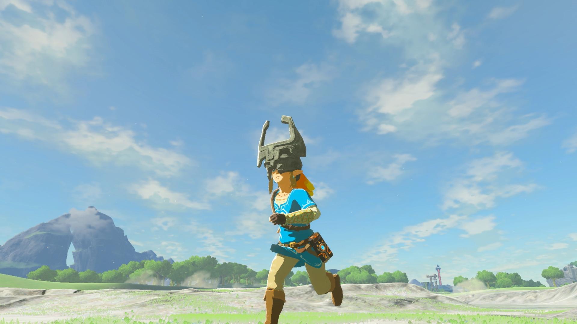 The Legend of Zelda: Breath of the Wild DLC Screen 12