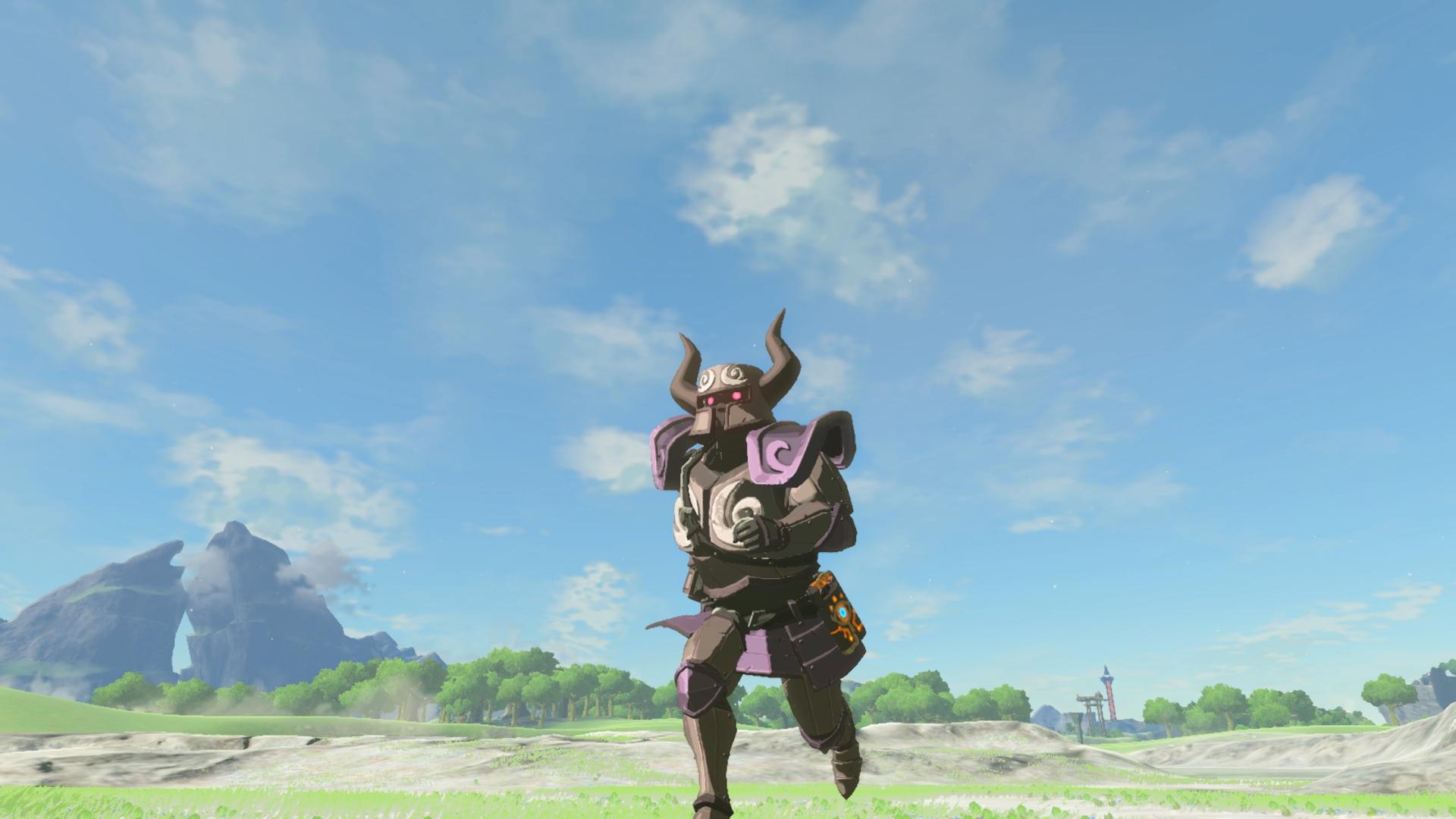 The Legend of Zelda: Breath of the Wild DLC Screen 13