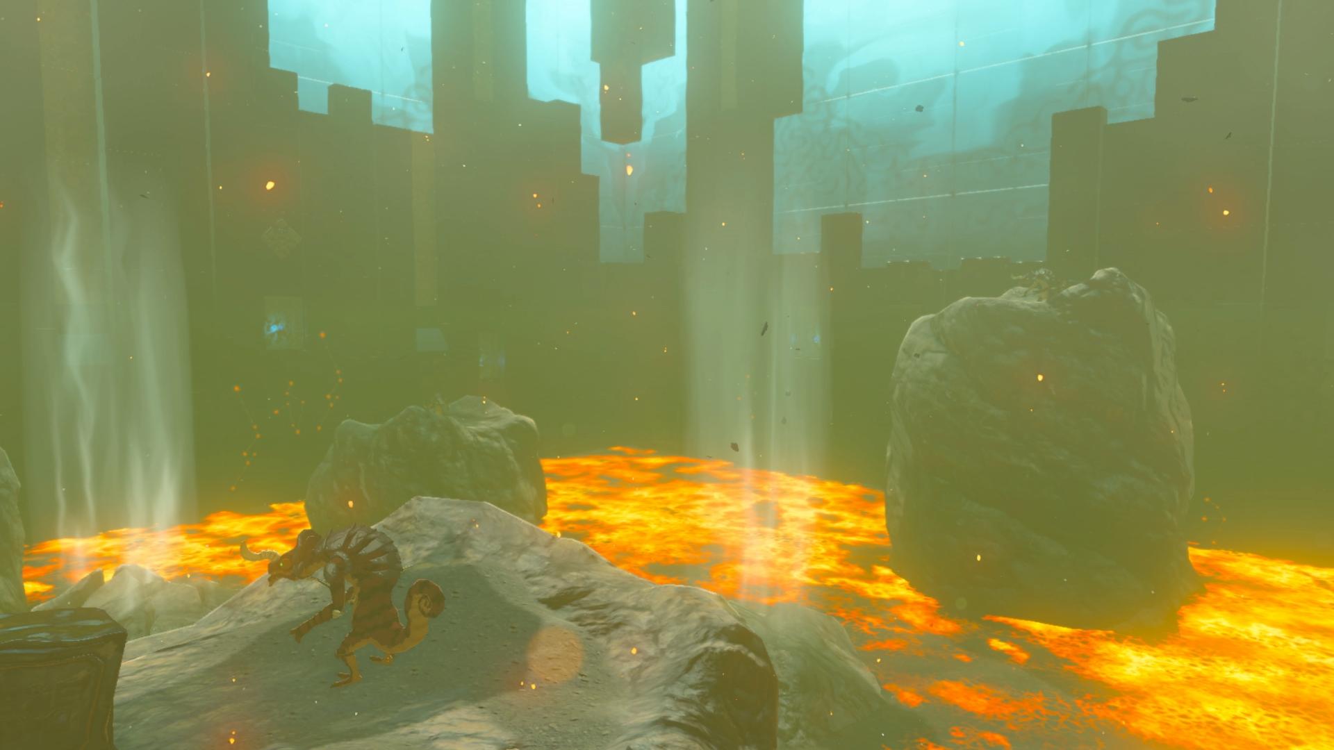 The Legend of Zelda: Breath of the Wild DLC Screen 15