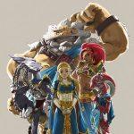 2The Legend of Zelda: Breath of the Wild DLC Art 2