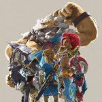 The Legend of Zelda: Breath of the Wild DLC Art 3
