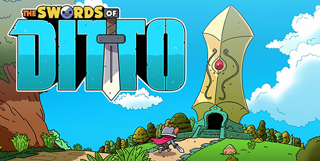 The Swords of Ditto Logo