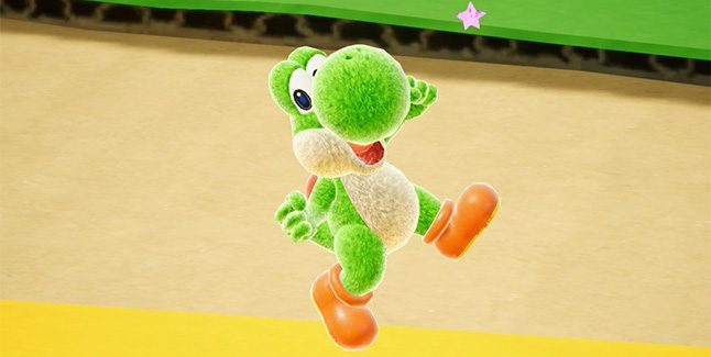 Yoshi for Switch Banner