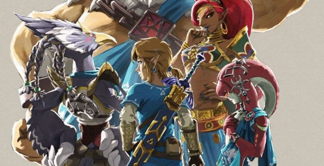 Zelda BOTW Expansion Pass Banner