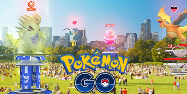 Pokemon Go Raids Explained Guide