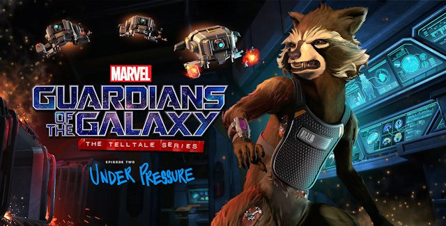 Telltale Guardians of the Galaxy Episode 2 Walkthrough