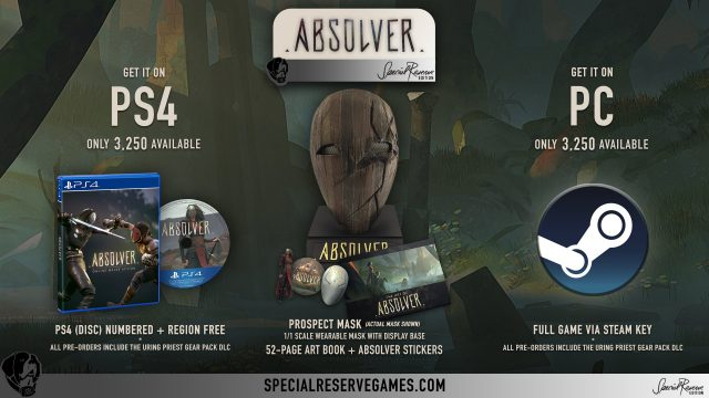 Absolver Limited Edition