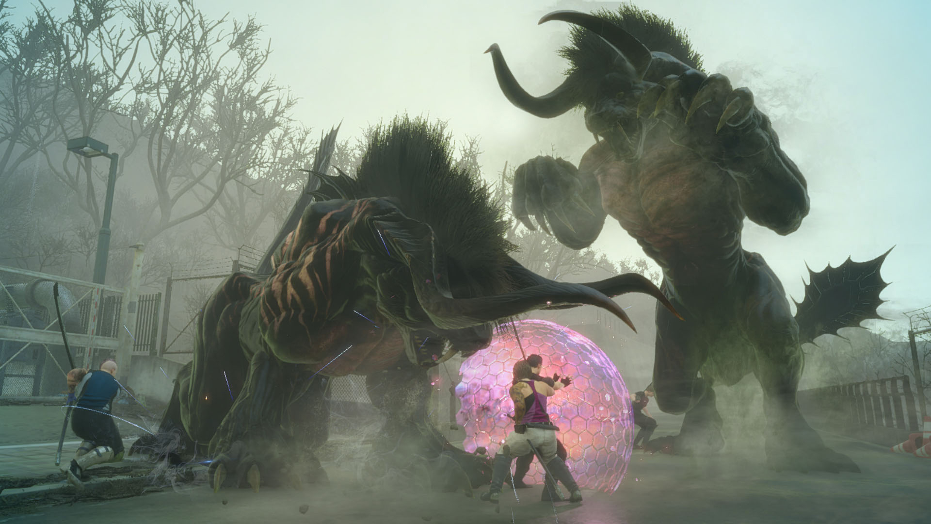Final Fantasy XV Multiplayer Expansion Comrades Screen 1