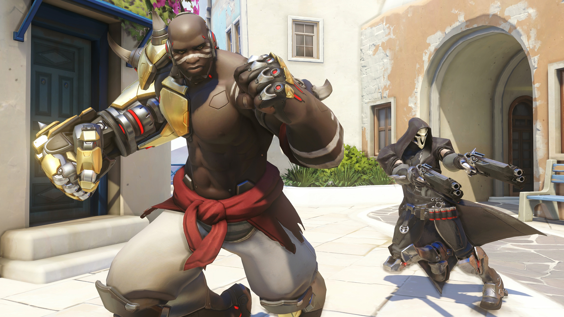 Overwatch's Doomfist Screen 11
