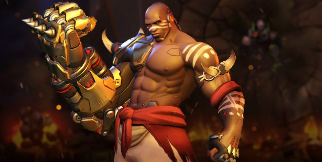 Overwatch's Doomfist Screen 12