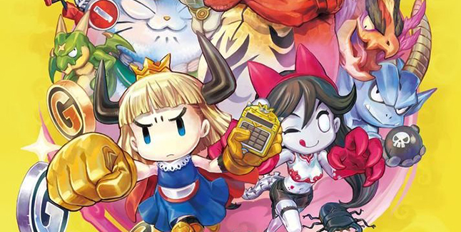 Penny Punching Princess Banner