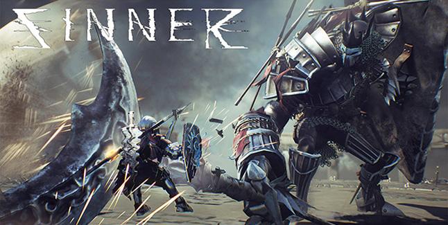 Sinner: Sacrifice for Redemption Banner