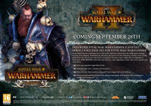 Total War: Warhammer II Pre-order Image 1