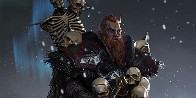 Total War Warhammer Norscans Banner