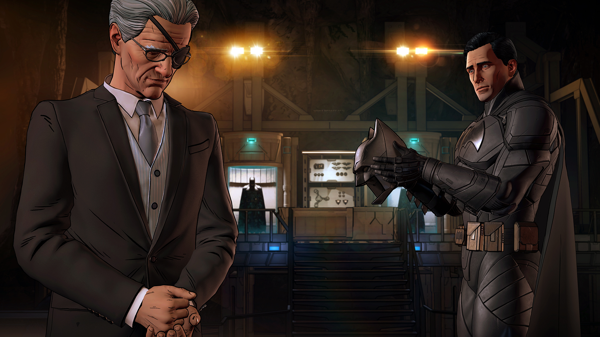 Batman: The Enemy Within – The Telltale Series Screen 1