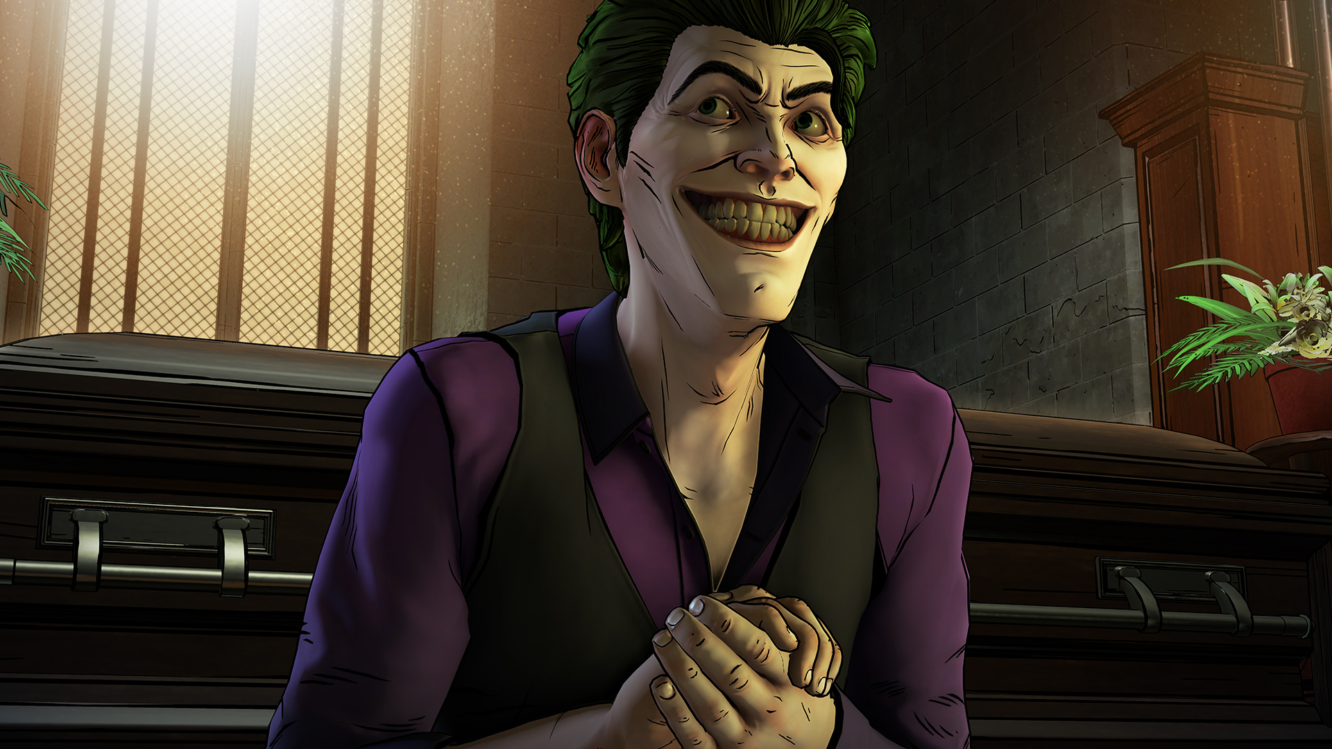 Batman: The Enemy Within – The Telltale Series Screen 3
