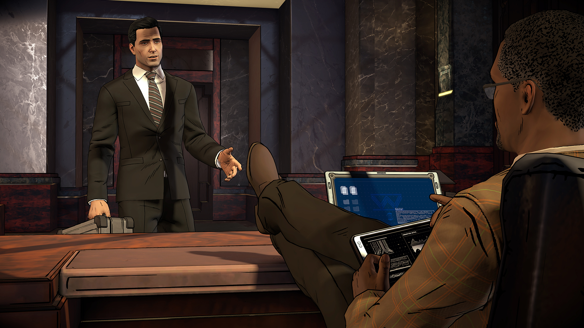 Batman: The Enemy Within – The Telltale Series Screen 4