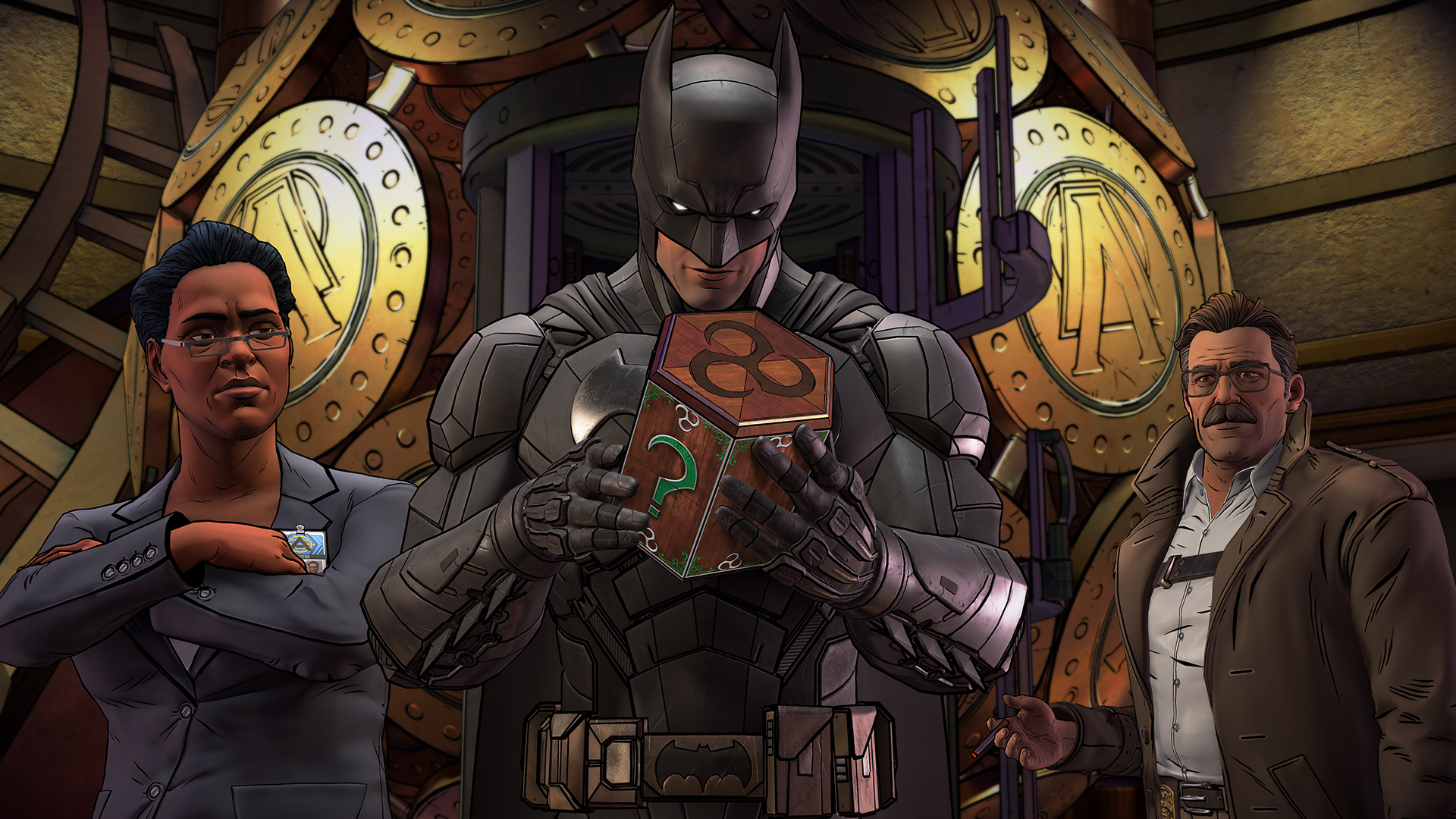 Batman: The Enemy Within – The Telltale Series Screen 5