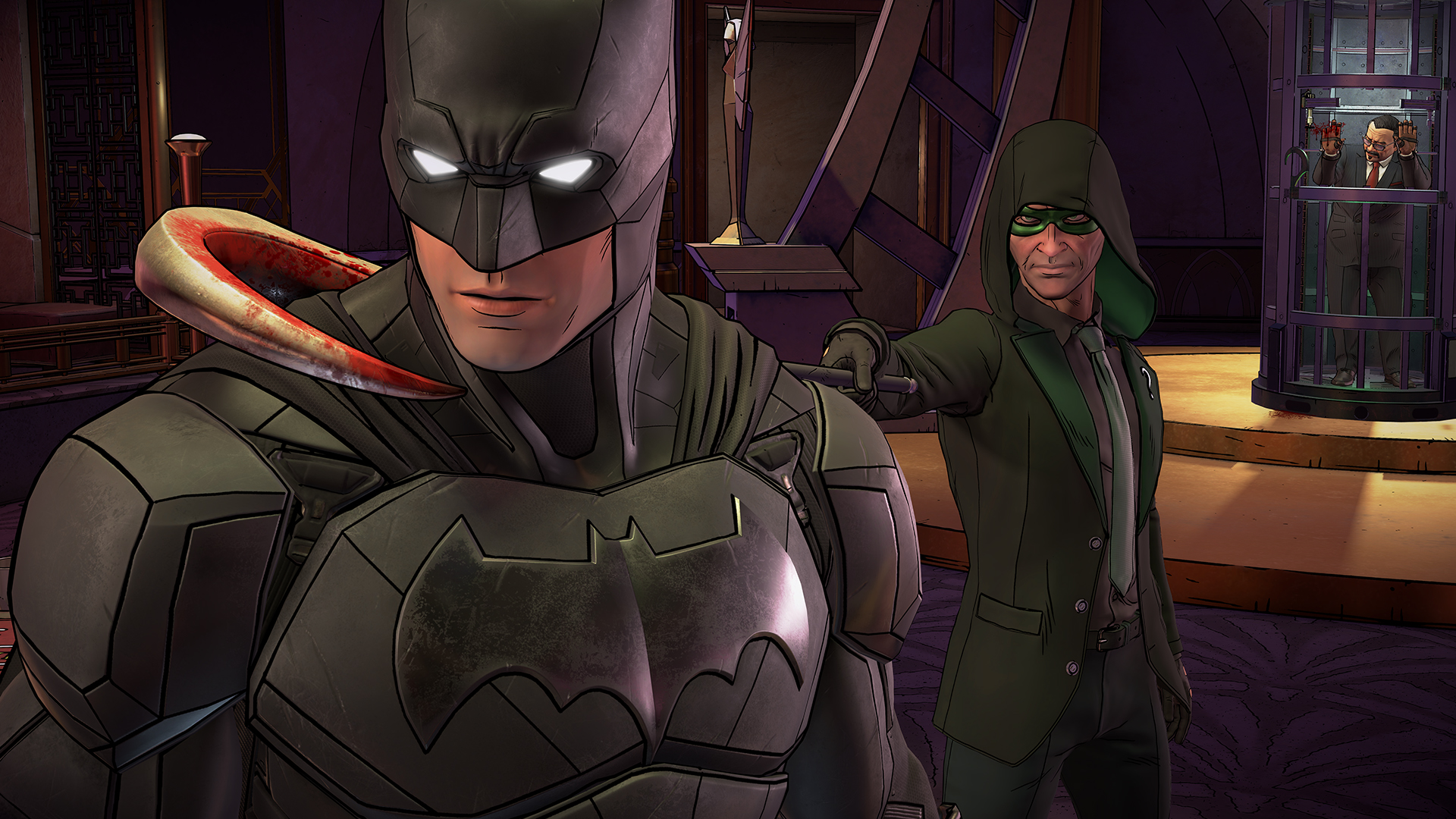 Batman: The Enemy Within – The Telltale Series Screen 6