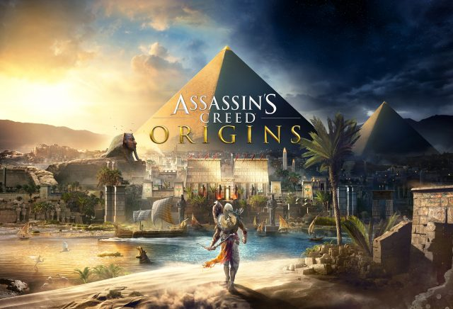 Assassin's Creed Origins Key Art