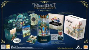 Ni no Kuni 2 King's Edition