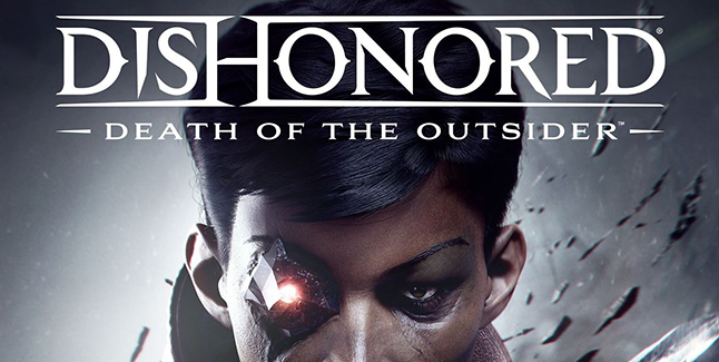 Dishonored Death of the Outsider Banner
