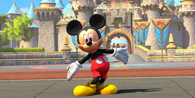 Disneyland Adventures Banner